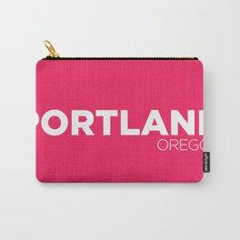 Portland Oregon Carry-All Pouch