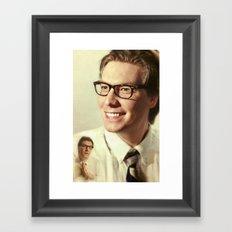 i.am.nerd. :: matt rk, prayer Framed Art Print