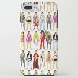 Freddie Line Up iPhone Case
