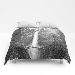 MULTNOMAH FALLS / Oregon Comforters