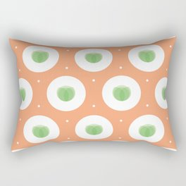 Brussel Sprouts Rectangular Pillow