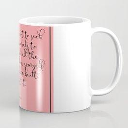Love by Rumi Coffee Mug