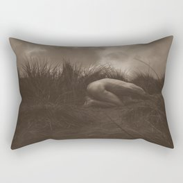 Desperation  Rectangular Pillow