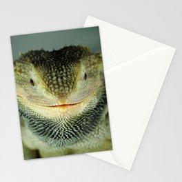 Shadowy Zero Beared Dragon Stationery Cards