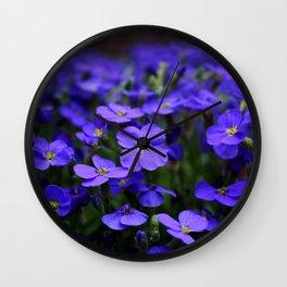 Flower_28 Wall Clock