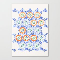 Moroccan Spring two Canvas Print