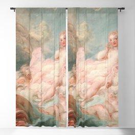 Jean-Honore Fragonard - The Birth of Venus Blackout Curtain