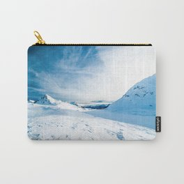 Mountain ice 2 Carry-All Pouch