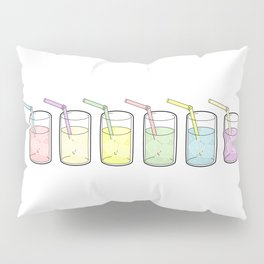 Let's drink to pride Pillow Sham