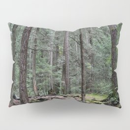 Deep in the Forest Pillow Sham