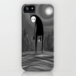 Death grips iPhone Case