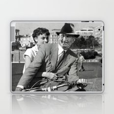 Freddie Krueger in Roman Holiday Laptop & iPad Skin
