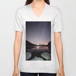 Trillium Lake Unisex V-Neck