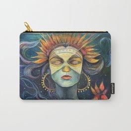 Goddess Sun Carry-All Pouch