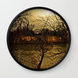KINGSPORT, TN - ROTHERWOOD MANISON Wall Clock