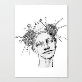 BlarneYarn Canvas Print