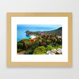 Cape of Good Hope Framed Art Print