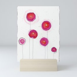 """Out Of Mind"" - Karla Leigh Wood Mini Art Print"