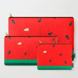 Watermelon   Watermelon Seed   Watermelon Home Decor   pulps of wood Carry-All Pouch
