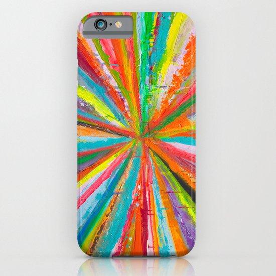 Exploding Rainbow iPhone & iPod Case