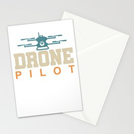Drone Pilot Stationery Cards