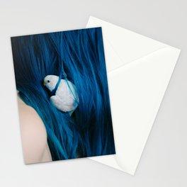Hair/Bird Stationery Cards
