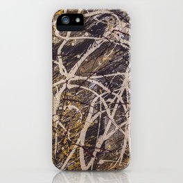 Verness painting iPhone Case