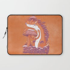 The Mushroom collector Laptop Sleeve