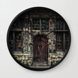 The Door... Wall Clock