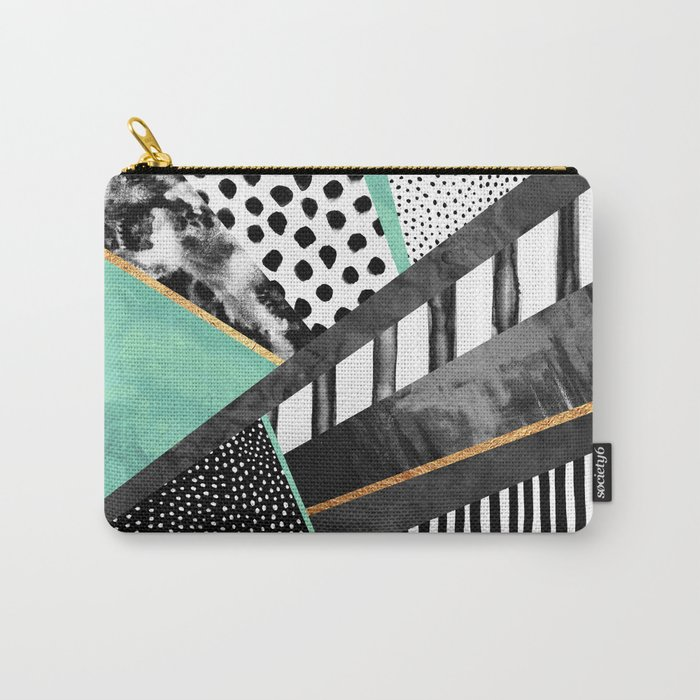 Lines & Layers 3 Carry-All Pouch