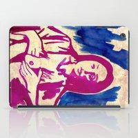 georgia iPad Cases featuring Georgia by Lord Egon Will