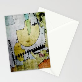 Old Market Place Stationery Cards