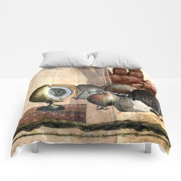 Around the World Comforters