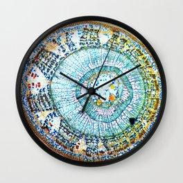 Lime Tree Wall Clock