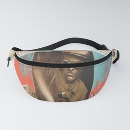 1918, All to fight losses! (Pledge of the fulfillment of the five-year plan in 4 years). Fanny Pack