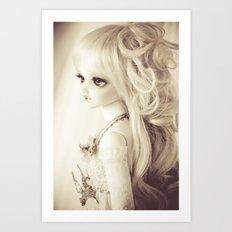Vanity Art Print