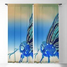 Azul Mothra Blackout Curtain
