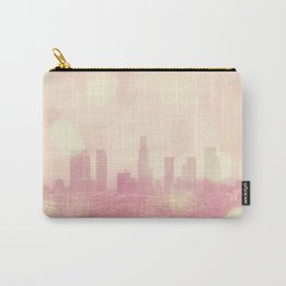 City of Dreamers. Los Angeles skyline photograph Carry-All Pouch
