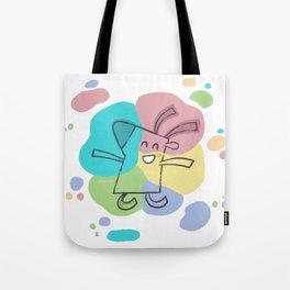 Color Dream Tote Bag