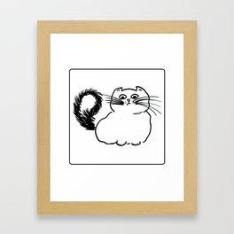 KET Framed Art Print