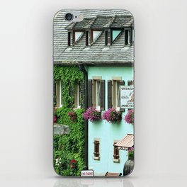 Pastel Town : Alsace iPhone Skin