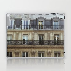 Paris Facade Laptop & iPad Skin
