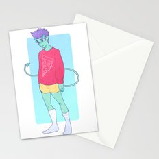 Pizza Demon Stationery Cards