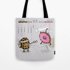 Duelicious Tote Bag