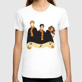 Golden Trio (Banner) T-shirt
