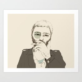 The New Ramon Art Print
