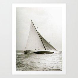Enterprise, Rhode Island Art Print