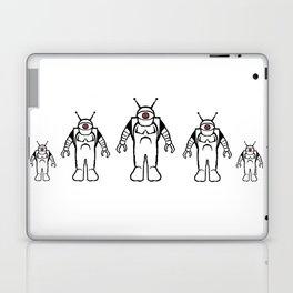 Eyebots on March Laptop & iPad Skin