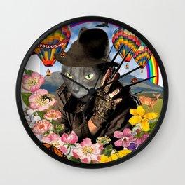 Nightmare Camp Wall Clock
