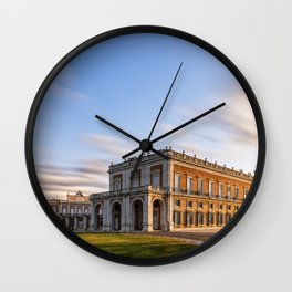 Royal Palace of Aranjuez in Madrid Wall Clock